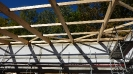 Dachkonstruktion Halle